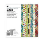BasicGrey - Oxford Collection - 6 x 6 Paper Pad