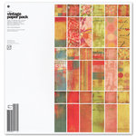 BasicGrey - Sublime Collection - 12 x 12 Vintage Paper Pack