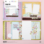 BasicGrey - Kioshi Collection - Page Kit, CLEARANCE