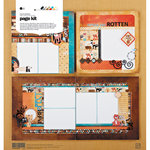 BasicGrey - Max and Whiskers Collection - Page Kit, CLEARANCE