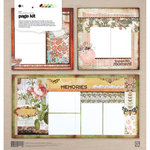 BasicGrey - Curio Collection - Page Kit