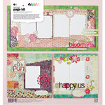 BasicGrey - Sweet Threads Collection - Page Kit