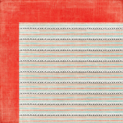 BasicGrey - Paper Cottage Collection - 12 x 12 Double Sided Paper - Vegetable Garden