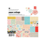 BasicGrey - Paper Cottage Collection - 6 x 6 Paper Pad