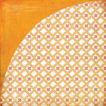 BasicGrey - Picadilly Collection - 12 x 12 Double Sided Paper - Eggs and Bacon