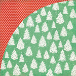 BasicGrey - 25th and Pine Collection - Christmas - 12 x 12 Double Sided Paper - Nutcracker Court