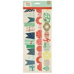 BasicGrey - 25th and Pine Collection - Christmas - Garland