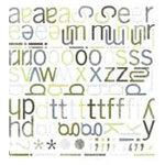 BasicGrey - Mini Monograms Die-Cuts - Periphery - Sweets, CLEARANCE