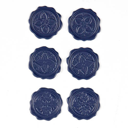 BasicGrey - Plumeria Collection - Wax Seals