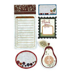 BasicGrey - Pyrus Collection - Writer's Block - Journaling Sets, CLEARANCE