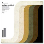 BasicGrey - Designer Cardstock Collection - 12 x 12 Double Sided Cardstock Pack - Practical, CLEARANCE