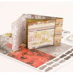 BasicGrey - Matchbook Kit - Scarlet's Letter, CLEARANCE