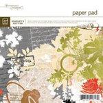 BasicGrey - 6x6 Paper Pads - Scarlet's Letter
