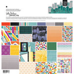 BasicGrey - Second City Collection - 12 x 12 Collection Pack