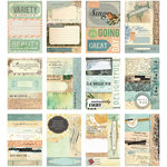 BasicGrey - Serenade Collection - Journaling Cards - Snippets