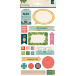 BasicGrey - South Pacific Collection - Title Stickers