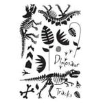 BasicGrey - Archaic Collection - Clear Stamps - Dino, CLEARANCE