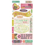 BasicGrey - Sweet Threads Collection - Title Stickers