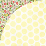BasicGrey - Tea Garden Collection - 12 x 12 Double Sided Paper - Spiced