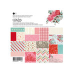 BasicGrey - True Love Collection - 6 x 6 Paper Pad