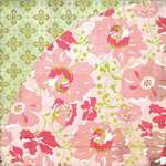 BasicGrey - Olivia Collection - 12 x 12 Double Sided Paper - Emma