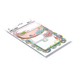 BasicGrey - Olivia Collection - Take Note Journaling Cards with Transparencies, CLEARANCE