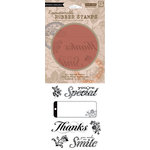 Hero Arts - BasicGrey - Little Black Dress Collection - Clings - Repositionable Rubber Stamps - Special Lace