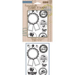 Hero Arts - BasicGrey - Picadilly Collection - Poly Clear - Clear Acrylic Stamps - You're the Best