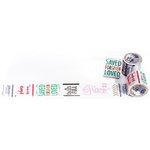 Bella Blvd - Illustrated Faith - Washi Tape - Word Art - 38mm