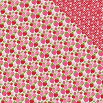 Bella Blvd - Fresh Market Collection - 12 x 12 Double Sided Paper - Freshly Picked