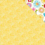 Bella Blvd - Fresh Market Collection - 12 x 12 Double Sided Paper - Freshly Squeezed