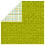 Bella Blvd - All Inclusive Collection - 12 x 12 Double Sided Paper - Luau, CLEARANCE