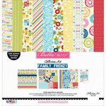 Bella Blvd - Family Frenzy Collection - 12 x 12 Collection Kit