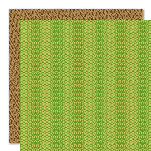 Bella Blvd - Family Dynamix Collection - 12 x 12 Double Sided Paper - Tight-Knit