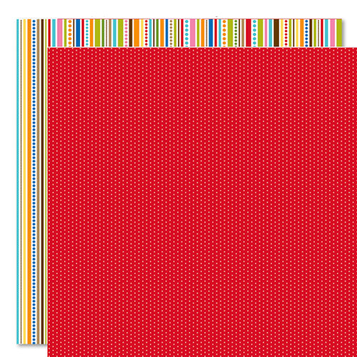 Bella Blvd - Family Dynamix Collection - 12 x 12 Double Sided Paper - The Littlest Things