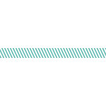 Bella Blvd - Decorative Tape - Teal Stripe