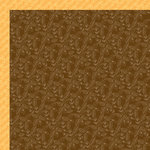 Bella Blvd - Finally Fall Collection - 12 x 12 Double Sided Paper - Leaf Pile