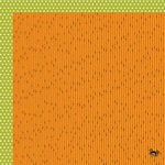 Bella Blvd - Too Cute to Spook Collection - Halloween - 12 x 12 Double Sided Paper - Itsy Bitsy Spider