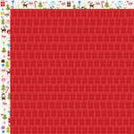 Bella Blvd - Christmas Wishes Collection - 12 x 12 Double Sided Paper - Gifts Galore