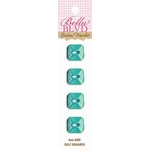 Bella Blvd - Birthday Boy Collection - Buttons - Gulf Squares
