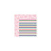 Bella Blvd - Kiss Me Collection - 12 x 12 Double Sided Paper - Love Notes