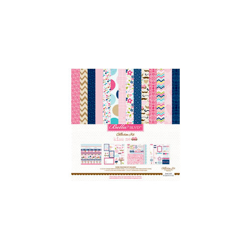 Bella Blvd - Kiss Me Collection - 12 x 12 Collection Kit