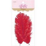 Bella Blvd - Feathers - Saffron