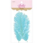 Bella Blvd - Feathers - Saltwater
