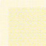 Bella Blvd - Sophisticates Collection - 12 x 12 Double Sided Paper - Freestyle Banana