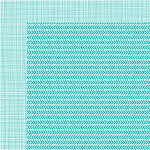 Bella Blvd - Sophisticates Collection - 12 x 12 Double Sided Paper - Freestyle Gulf