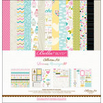 Bella Blvd - Love and Marriage Collection - 12 x 12 Collection Kit