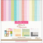 Bella Blvd - Sophisticates Collection - 12 x 12 Collection Kit - Freestyle