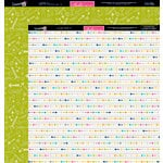 Bella Blvd - Snapshots Collection - 12 x 12 Double Sided Paper - Hurry Up