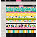 Bella Blvd - Snapshots Collection - 12 x 12 Double Sided Paper - Borders